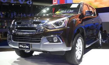 รถใหม่ Isuzu - Motorshow 2017