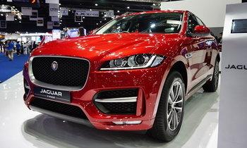 รถใหม่ Jaguar - Motorshow 2017