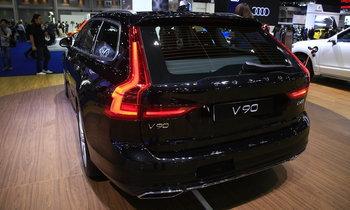 ราคารถใหม่ Volvo ในตลาดรถประจำเดือนพฤษภาคม 2560
