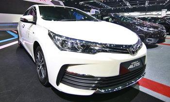 10 อันดับยอดขายรถยนต์ประจำเดือนมิถุนายน 2560