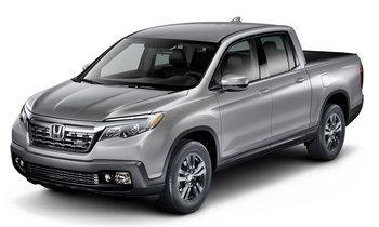 Honda Ridgeline 2018 รุ่นปรับโฉมย่อยใหม่ เคาะเริ่ม 9.9 แสนบาท