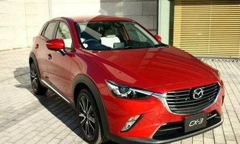 จัดเต็ม Mazda CX-3 ก่อนเปิดตัวอย่างเป็นทางการ