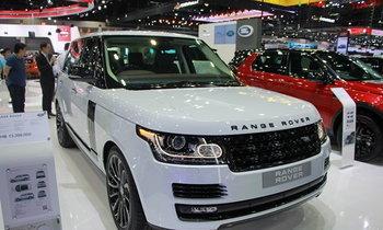 Range Rover Hybrid และ Range Rover Sport Hybrid เปิดตัวอย่างเป็นทางการที่งานมอเตอร์เอ็กซ์โป 2015