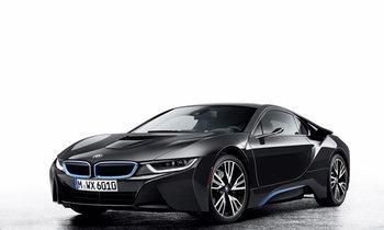 BMW i8 Mirrorless รถต้นแบบไร้กระจกมองข้างเผยโฉมที่สหรัฐฯ