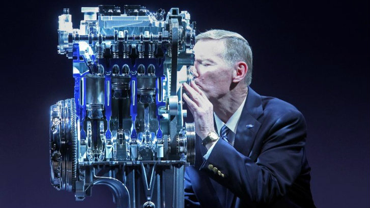Ford  เปรยแผน เตรียม ปรับ  Ecoboost 1.0  เป็น  1.5