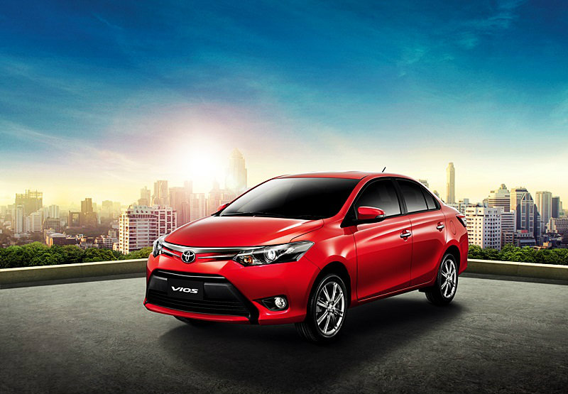 All New! Toyota Vios 2013