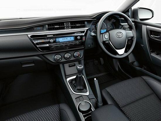 Toyota Altis 2014 Interior