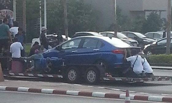 All-new Honda City 2014 ในไทย