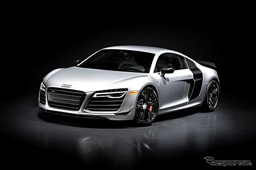 Audi R8 Competition แรงสุดเท่าที่เคยผลิตมา