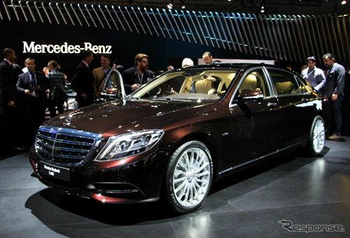 Mercedes-Maybach S-Class เปิดตัวอย่างเป็นทางการแล้ว