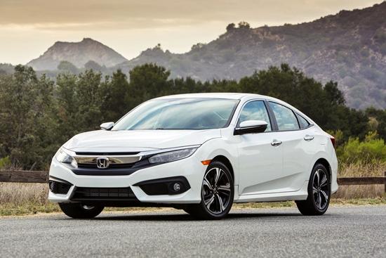 2016 Honda Civic เจเนอเรชั่นใหม่ คว้าแล้ว 6 รางวัลยอดเยี่ยมหลังเปิดตัวแค่ 4 เดือน