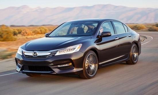 2016 Honda Accord ไมเนอร์เชนจ์ใหม่ เตรียมเปิดตัวในไทย 17 ก.พ.นี้
