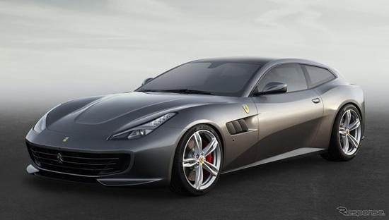 'Ferrari GTC4 Lusso' ชื่อใหม่ 'FF' ปรับโฉมสดใหม่-แรงกว่าเดิม