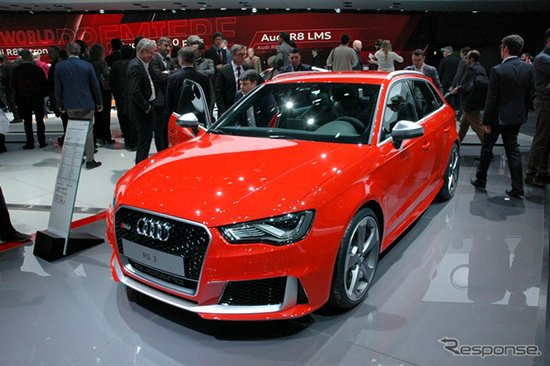 เปิดตัว Audi RS3 Sportback รุ่นเล็กแต่พลังแรง!