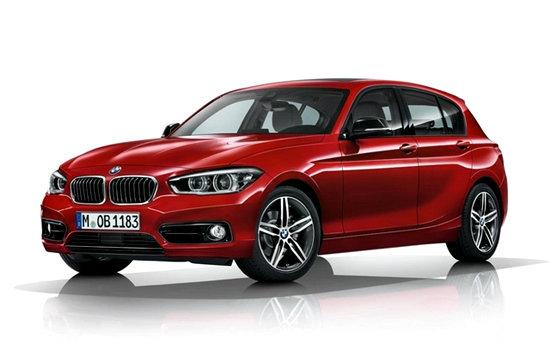 BMW 1-Series ไมเนอร์เชนจ์เผยโฉมเป็นครั้งแรกในเอเชีย