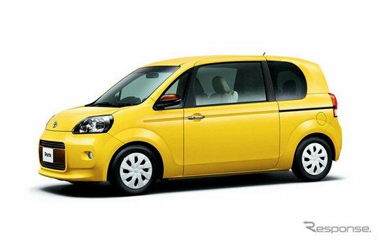 Toyota Porte และ Spade ไมเนอร์เชนจ์ใหม่ พร้อมเบาะถอดซักเองได้
