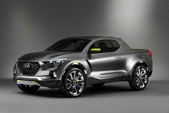 Hyundai Santa Cruz เวอร์ชั่นจำหน่ายจริงมาแน่ปลายปี 2015 นี้