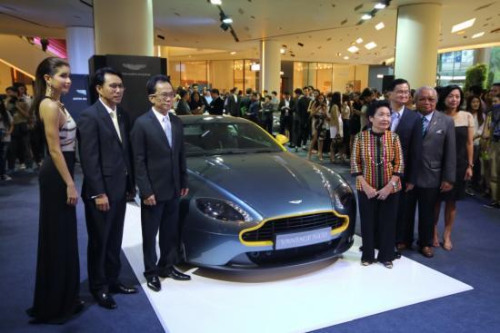 แอสตัน มาร์ติน แบงคอก เผยโฉม Vantage N430 ครั้งแรกในเอเชีย