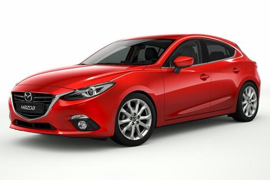 Mazda3 เตรียมติดตั้งเครื่องยนต์ดีเซล 1.5 ลิตร SKYACTIV-D ให้เลือก