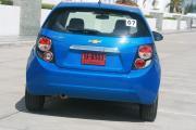 Sanook! Drive : Chevrolet Sonic Hatchback 1.4 LTZ  ...หล่อเหลือร้าย