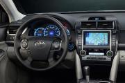 Toyota Camry 2013  แอบปรับเล็กๆ ในเรื่องวัสดุ