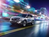 'Honda CR-V 2015' ได้รับรางวัลเอสยูวีแห่งปีล่าสุด