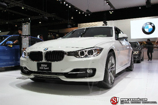 BMW Motor Expo 2012