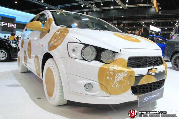 CHEVROLET Motor Expo 2012
