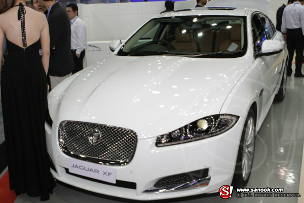 JAGUAR Motor Expo 2012
