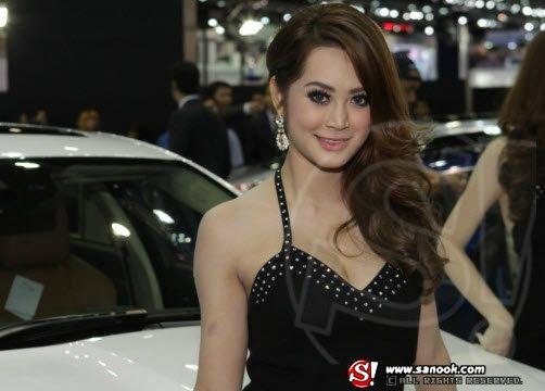 พริตตี้ JAGUAR Motor Expo 2012