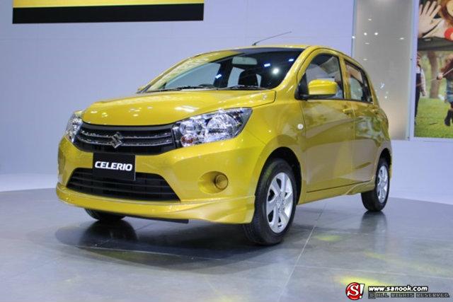 รถค่าย SUZUKI - Motor Show 2014