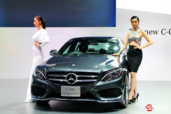 Mercedes-Benz ในงาน Motor Expo 2014