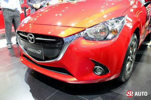รถ Mazda ในงาน Motor Expo 2014
