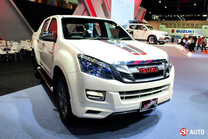 รถค่าย Isuzu ในงาน Motor Expo 2014