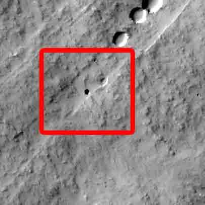 นร.เกรด7แคลิฟอร์เนียพบถ้ำลับบนดาวอังคาร
