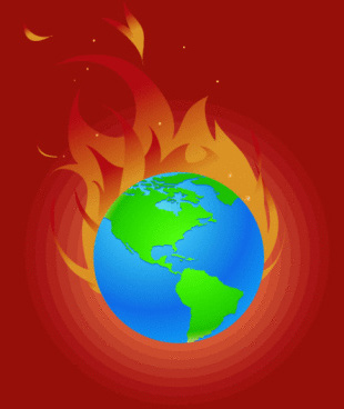 10 ปรากฏการณ์ประหลาด จากภาวะโลกร้อน