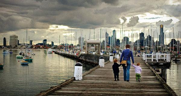 Melbourne ประเทศออสเตรเลีย