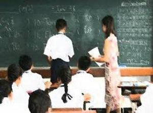โลกต้องให้ความสำคัญกับครู
