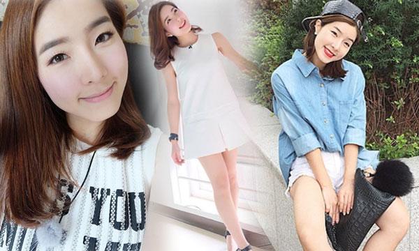ส่องแฟชั่น 'จียอน' สวยใสสไตล์สาวเกาหลี