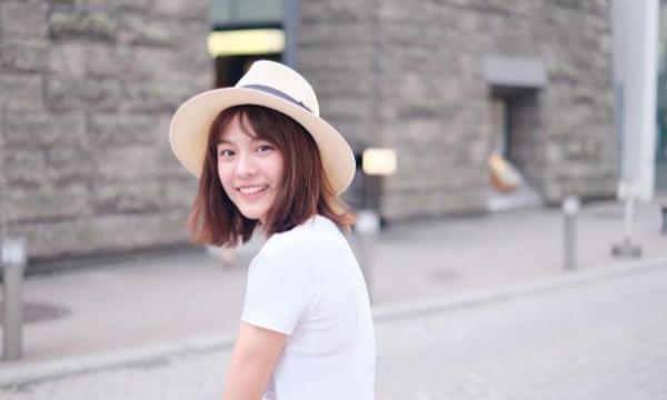 แพทตี้ อังศุมาลิน แฟชั่นใสๆ ที่ญี่ปุ่น