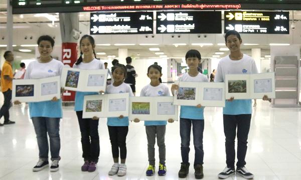 คว้ารางวัลใหญ่ถึง 7 รางวัล ตัวแทนเด็กไทยร่วมแข่งขันในระดับโลก
