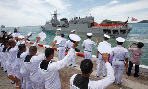 กองทัพเรือเปิดรับนักเรียนเตรียมทหาร