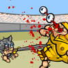 เกมส์ต่อสู้ Gladiator 1