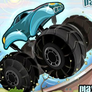 เกมส์ยิงลูกบอล Extreme Trucks I