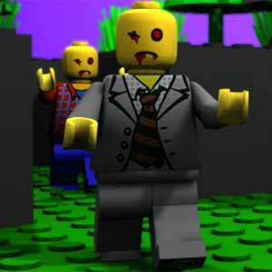 Minifig Zombie TD
