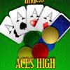 เกมส์เปิดไพ่เกมส์เปิดไพ่ Aces High Solitaire