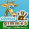 เกมส์จับผิด gimme5 - comic