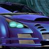 เกมส์รถแข่ง Blue demon car