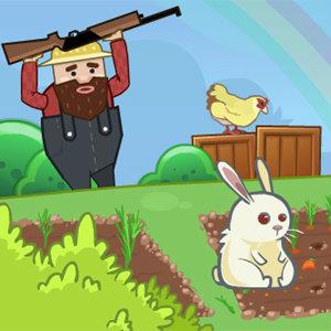 เกมส์คุณลุงยิงกระต่าย