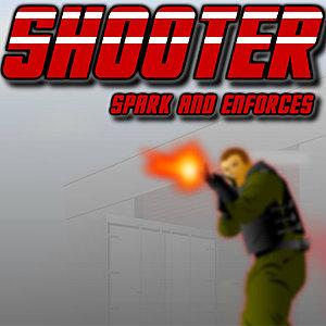 เกมส์ทำเค้ก Shooter Spark and Enforces